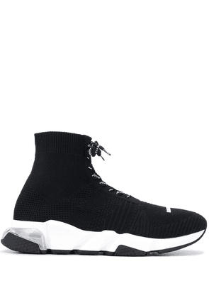 Balenciaga Speed lace-up sneakers - Black