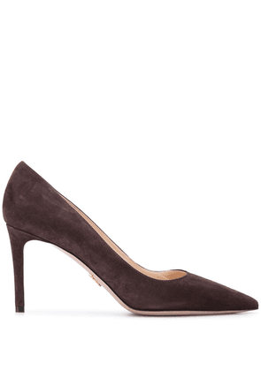 Prada pointed-toe pumps - F0003 MORO