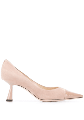 Jimmy Choo Rene 65 ballet pumps - PINK
