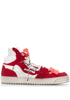 Off-White OFF COURT SNEAKER WHITE RED