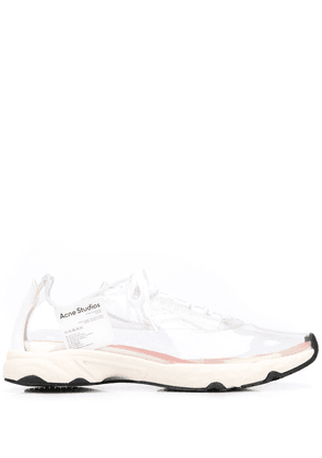 Acne Studios Trail low-top sneakers - White