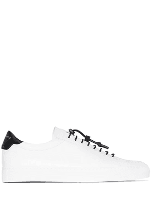 Givenchy sport shoe lace sneakers - White