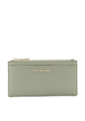 Michael Michael Kors card slot wallet - Green