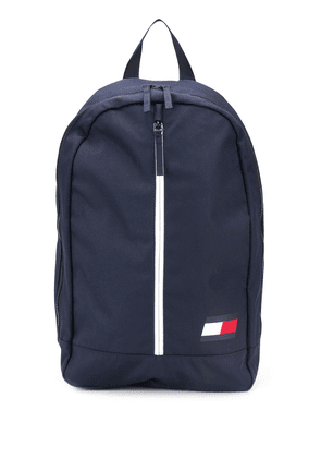 Tommy Hilfiger logo detail backpack - Blue