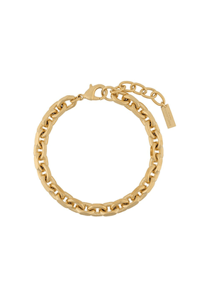 Saint Laurent cable-chain bracelet - GOLD