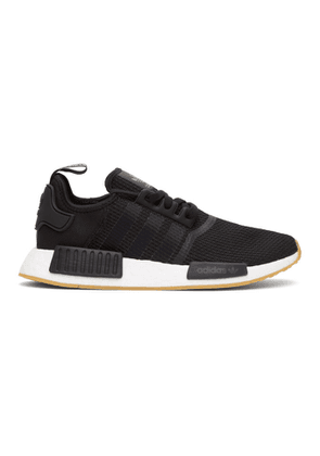 adidas Originals Black and White NMD-R1 Sneakers