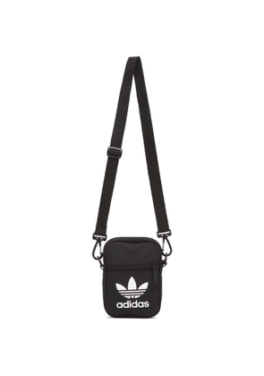 adidas Originals Black Trefoil Fest Bag