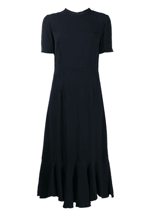 Marni peplum-hem midi dress - Black