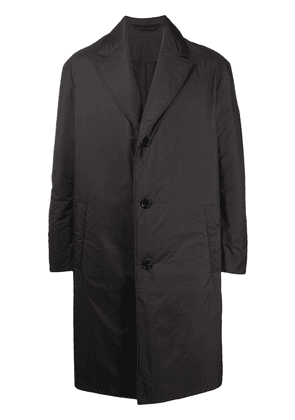 Acne Studios padded single-breasted coat - Black