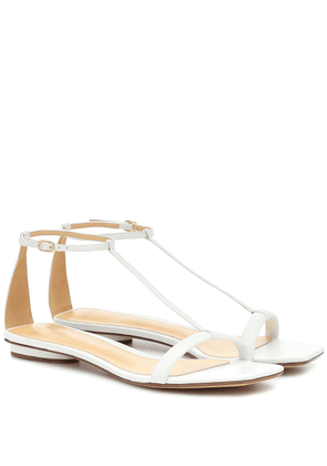 Lally leather sandals