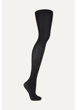 Wolford - Set Of Two Velvet De Luxe 50 Denier Tights - Black