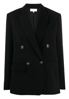 Vince double-breasted blazer - Black