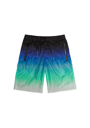 Givenchy Dégradé Logo Swim Shorts