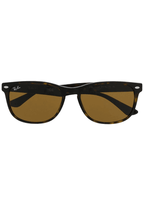 Ray-Ban square frame sunglasses - Brown