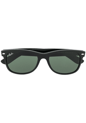 Ray-Ban rectangular frame sundglasses - Black