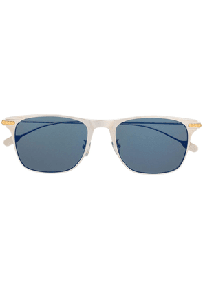 Fred tinted lens sunglasses - SILVER