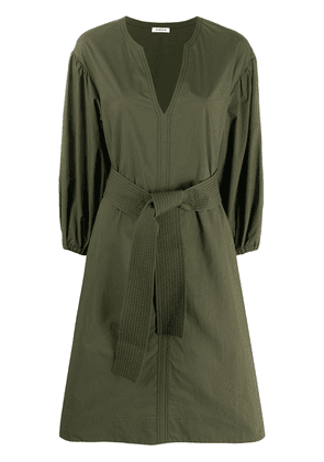 P.A.R.O.S.H. cotton tunic dress - Green