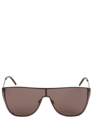 Sl 1 Mask Metal Sunglasses