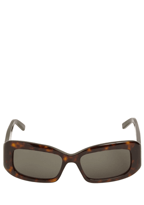 Sl 418 Square Acetate Sunglasses