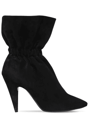 95mm Etienne Suede Ankle Boots
