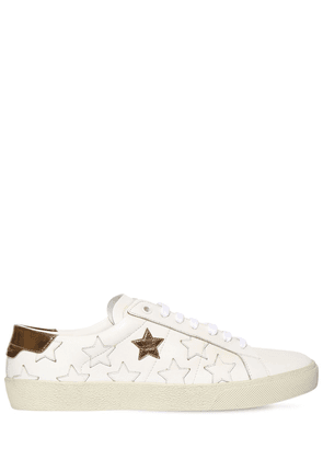 20mm Star Leather Sneakers