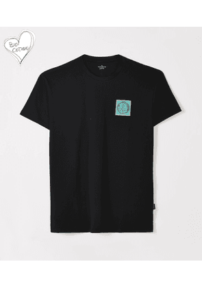 New Boxy T-Shirt Climate Patch