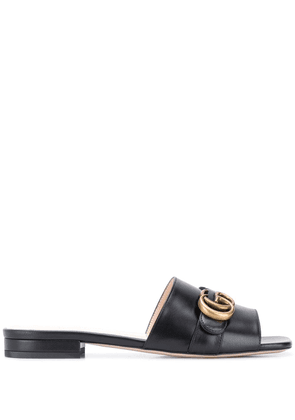 Gucci GG Marmont sandals - Black