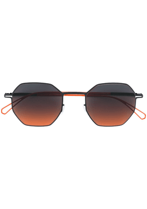 Mykita Mykita x Bernhard Willhelm Walsh sunglasses - Brown
