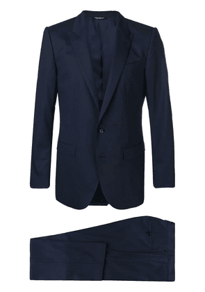 Dolce & Gabbana two piece formal suit - Blue