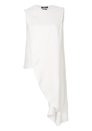 Calvin Klein 205W39nyc waterfall front top - White