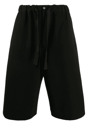 JW Anderson long-length shorts - Black