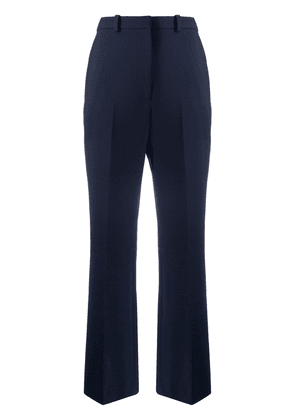Kenzo wide-leg tailored trousers - Blue