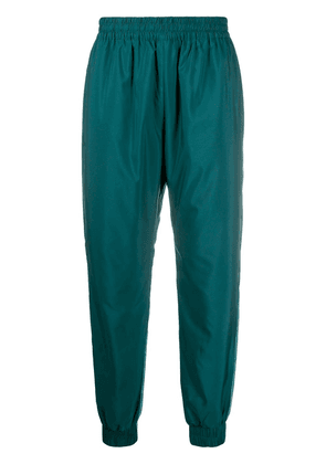 Kenzo two-tone tapered track pants - Green