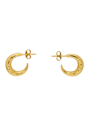 Dear Letterman Gold Malakyi Earrings