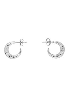 Dear Letterman Silver Malakyi Earrings