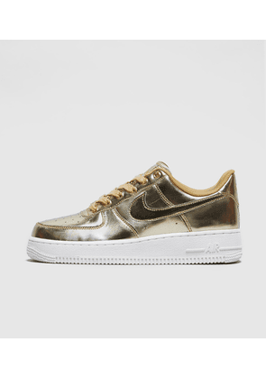Nike Air Force 1 SP Women's, Gold