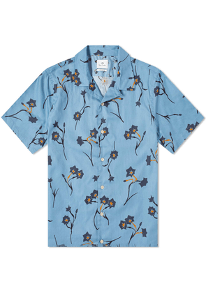 Paul Smith Floral Vacation Shirt