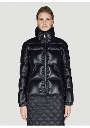 Moncler Padded Down Jacket in Black size 1