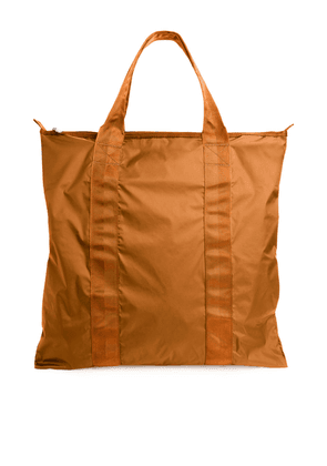 Packable Tote - Yellow