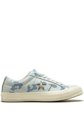 Converse One Star Ox low top sneakers - Blue