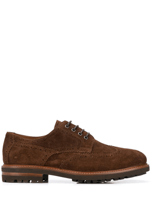 Brunello Cucinelli 'Casual Imperiale' derby shoes - Brown