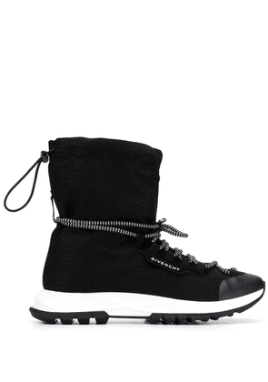 Givenchy Spectre high-top sneakers - Black
