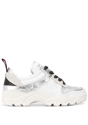 Zadig & Voltaire chunky sneakers - SILVER