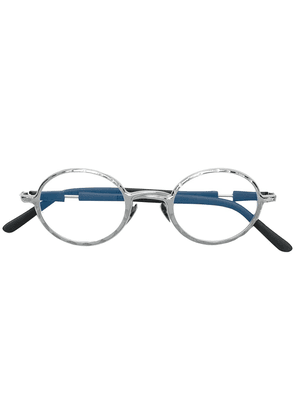 Kuboraum Z13 glasses - Metallic