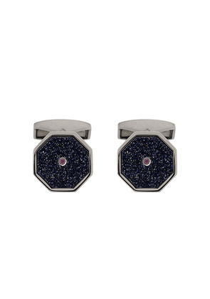 Tateossian London Eye cufflinks - Black