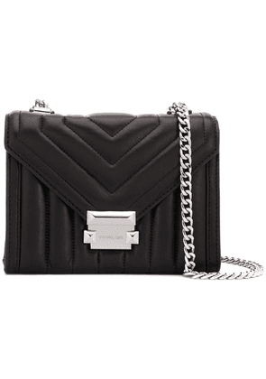 Michael Michael Kors Whitney shoulder bag - Black