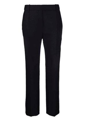 Valentino straight tailored trousers - Blue