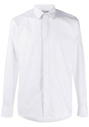 Saint Laurent relaxed fit shirt - White