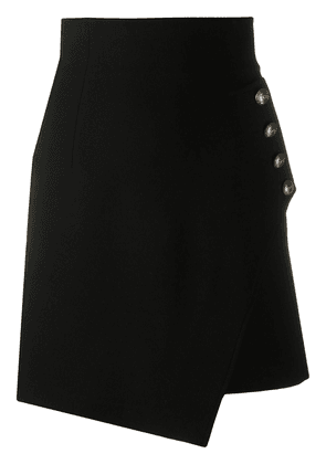 Pinko asymmetric fitted skirt - Black