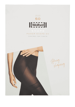 Power Shape 50 Control Top Stockings